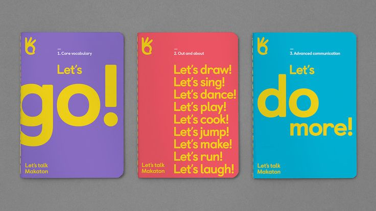 88 best charity branding images on pinterest graphic projects new logo and identity for makaton charity by multiadaptor fandeluxe Choice Image