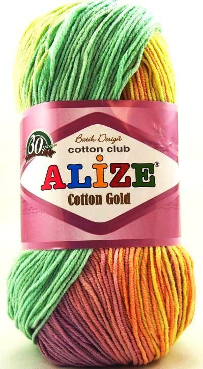 Cotton Gold Batik 3304