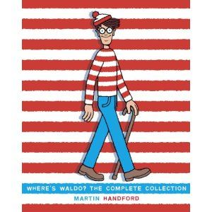 Where is Waldo - book