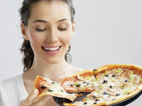 Alimentos grasos disminuyen saciedad