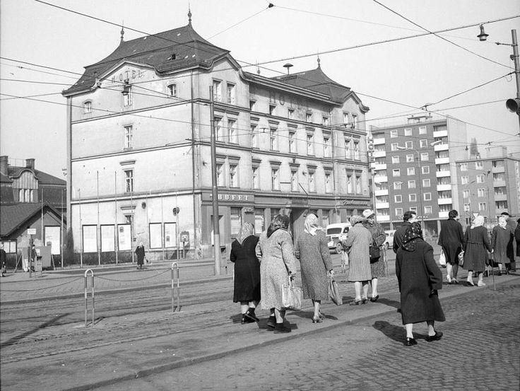 Olomoucké přednádraží