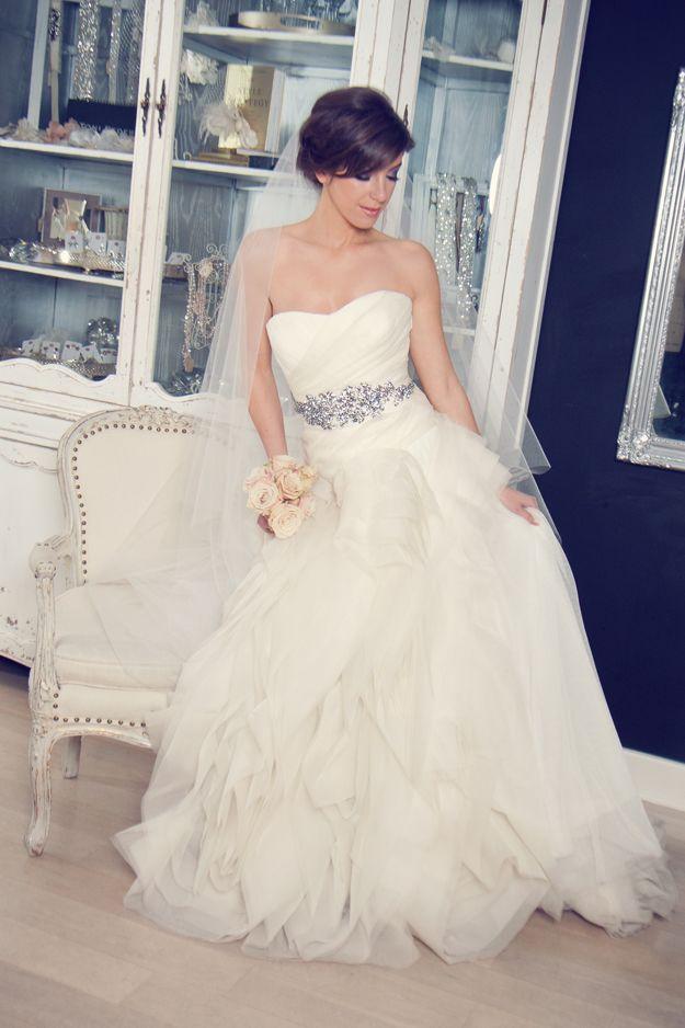 hello, wedding dress.