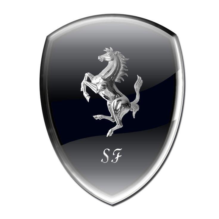 best 25+ ferrari logo ideas on pinterest | car brand symbols