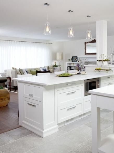 Kitchen White And Grey Cabinets Drawers 19 Ideas Trendy Kitchen Tile Kitchen Plans Kitchen