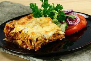 Lasagne - DEN BEDSTE! 4