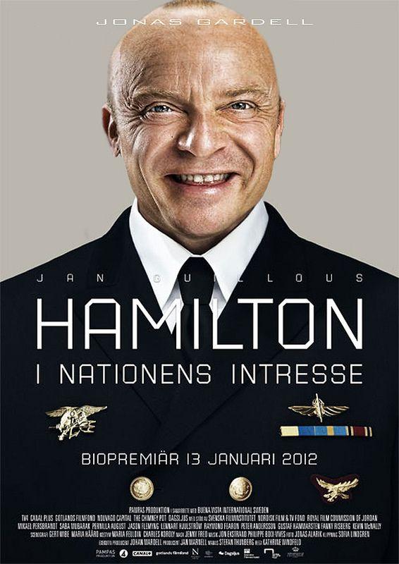 Jonas Gardell som Hamilton