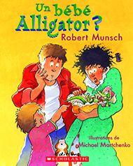 Un bébé alligator: Louison Danis | Épisodes | Bookaboo | Radio-Canada.ca