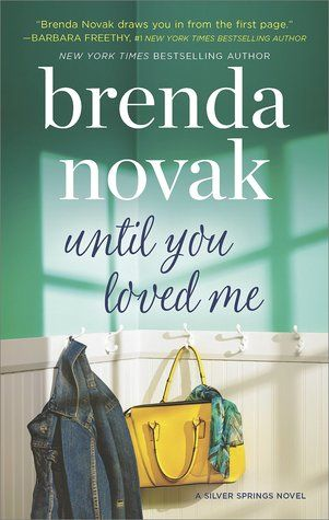 Until You Loved Me by Brenda Novak (Silver Springs #3)  One scientist, one professional football star and one baby on the way provides a cornucopia of delights for the contemporary sports romance fan.   http://tometender.blogspot.com/2017/07/until-you-loved-me-by-brenda-novak.html