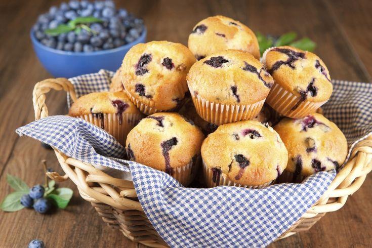 10 tipov pre nadýchané muffiny - KAMzaKRÁSOU.sk