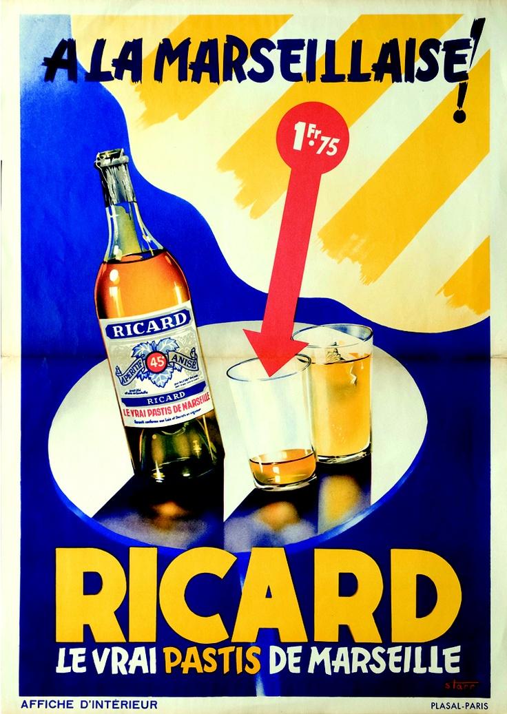 """Ricard SA, depuis 1932"" @Leslie Lippi Lippi Rash Berckes Arts Décoratifs, until 2012/08/26"