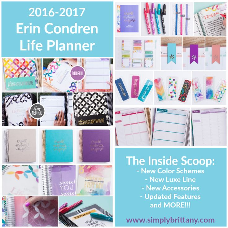 10 best 2016 2017 deluxe monthly planner images on for Happy planner accessories