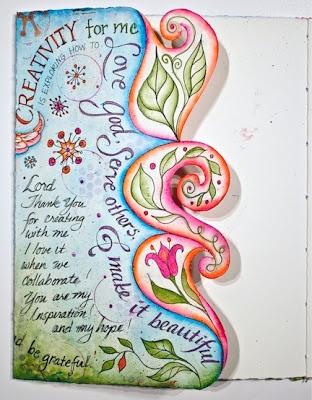 visual blessings: Gratitude Journal Set Free