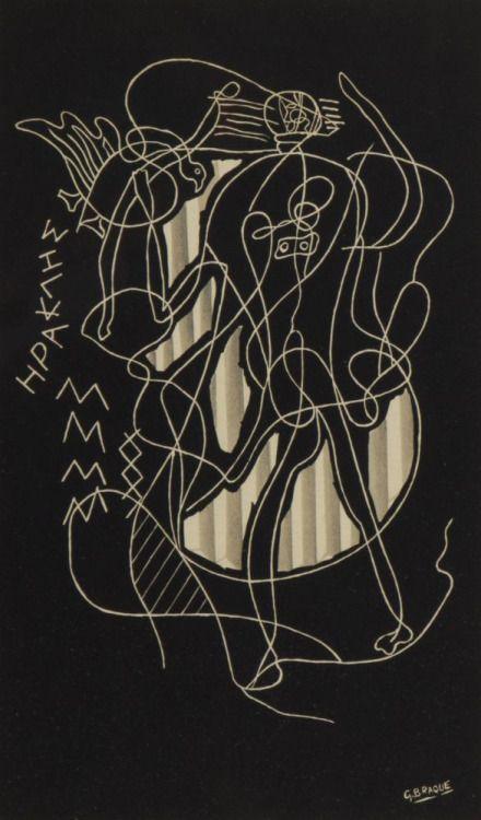 Georges Braque                                                                                                                                                                                 Plus
