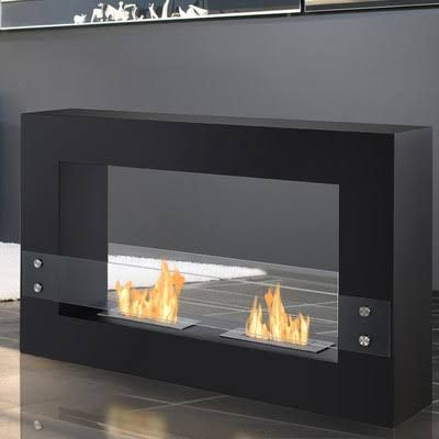 Best 25+ Double sided electric fireplace ideas on ...