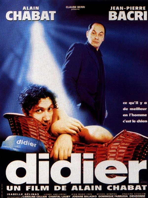 Didier, Starring: Alain Chabat & Jean-Pierre Bacri