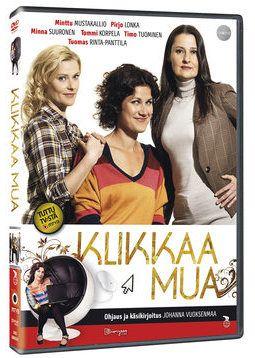 Klikkaa mua 2dvd 4,99€, myös 2. kausi.