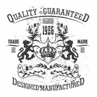 Vector graphic quality guaranteed designed manufactured for t-shirt designs