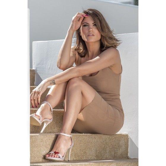 Beverly Heels - Άμμος Γόβα Mairiboo for Envie