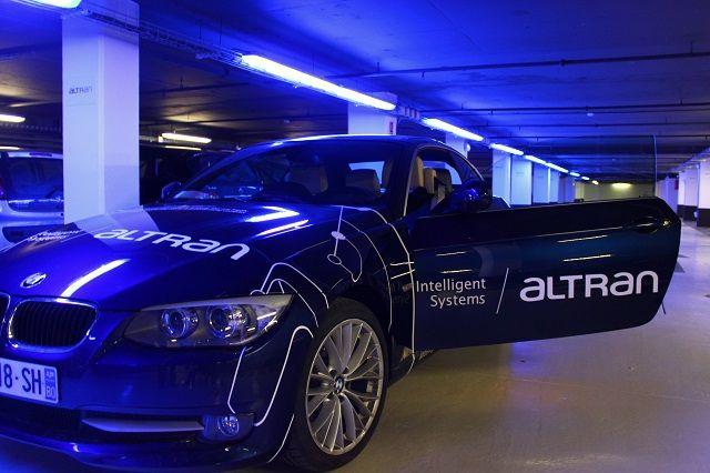 Altran e Jaguar Land Rover desenvolvem software para veículos inteligentes