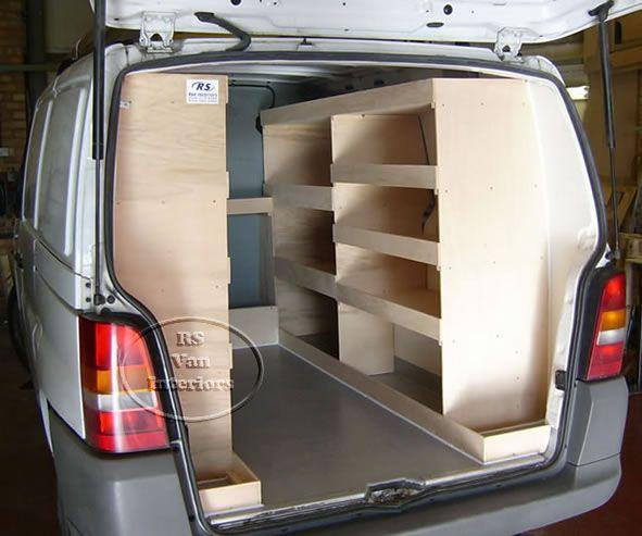 Van Shelving Fitout Google Search Van Shelving Van