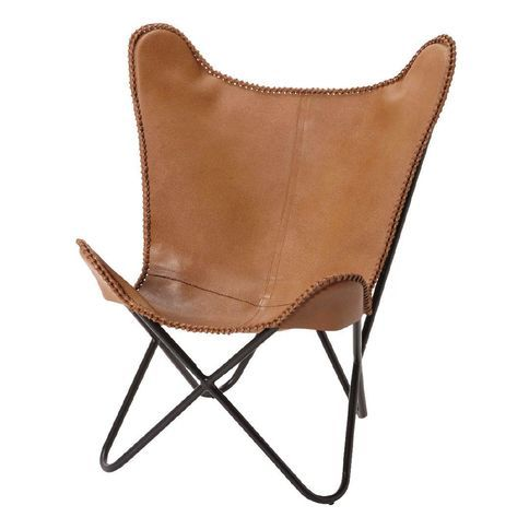 Living & Co Replica Butterfly Chair Tan