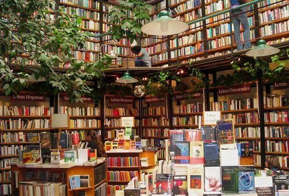 【本好き】英国紙が選んだ10店「世界で最も素晴らしい本屋」 - Colors(カラーズ)