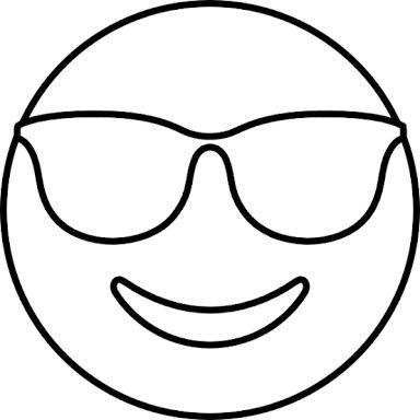 Image Result For Printable Emoji Coloring Sheets Happy