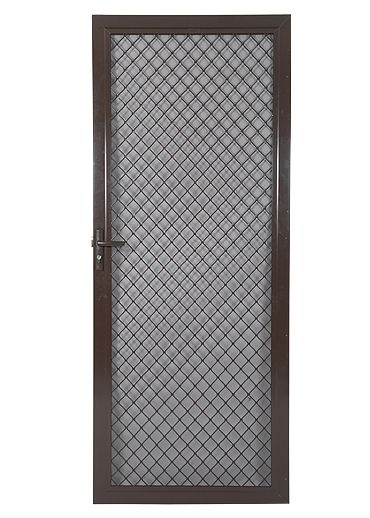 I remember security doors and windows in public schools for Mesh for windows and doors