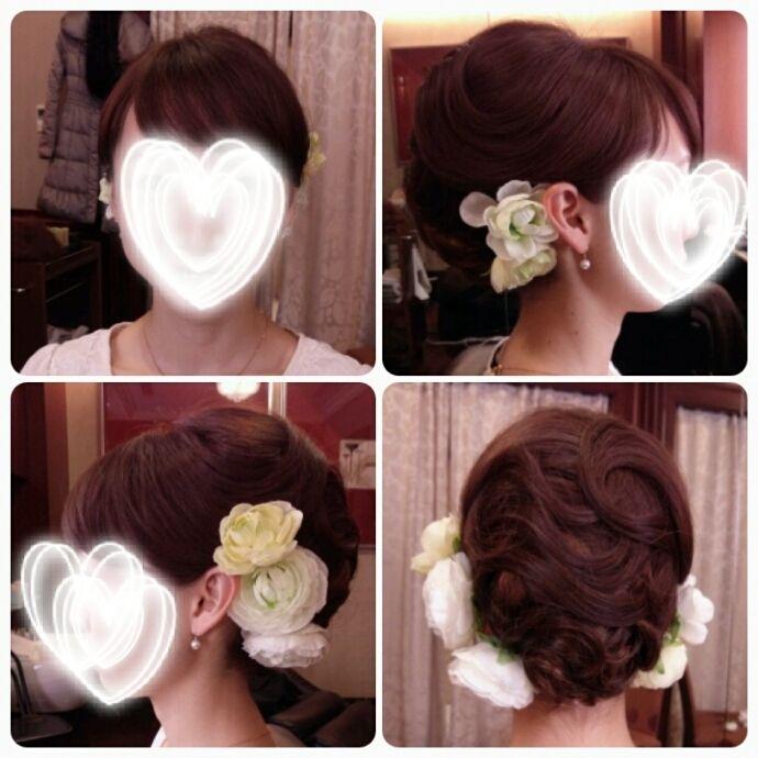 PARADISE ヘアメイク体験|パレスホテル東京~結婚準備~