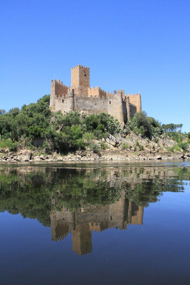 Castelo de Almourol, Ribatejo, Portugal