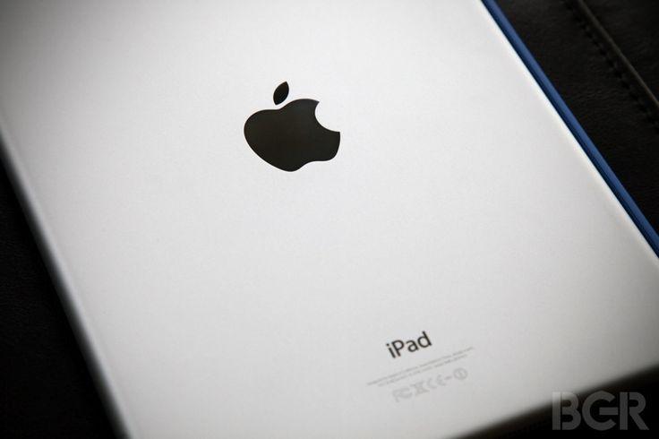 Solid source details Apple's next-gen iPad Air and Retina iPad mini.
