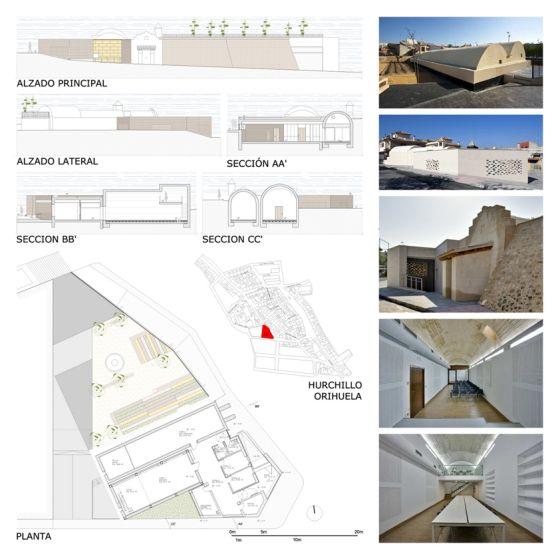 Restauración y acondicionamiento de aljibes para centro cultural