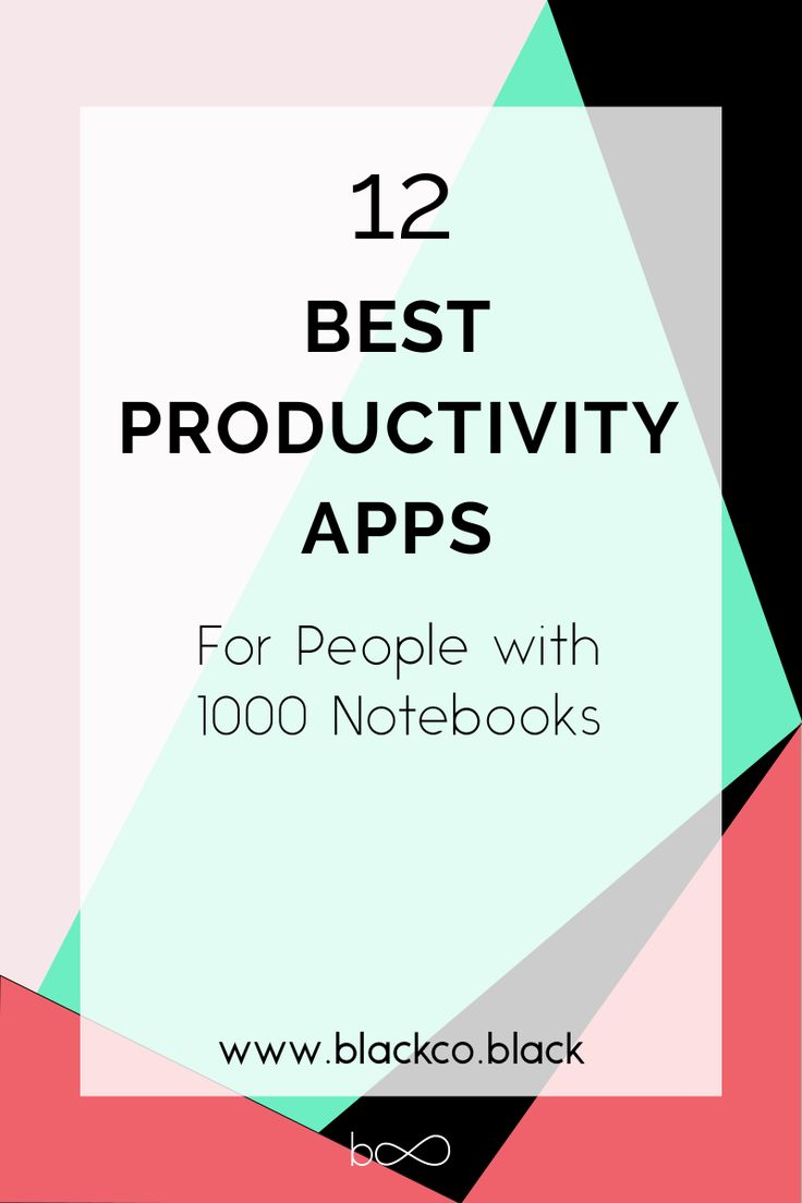 Do you like feeling productive? I do! Grab a paper, make lists and check off everything on it, it´s an undecryptable pleasure. In this post, I share the apps you need to update your method, reduce the number of notebooks and make your life easier.