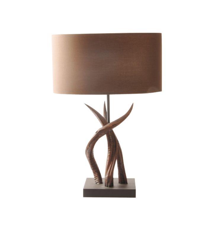 Ber ideen zu moderne tischlampen auf pinterest for Lampe geweih modern
