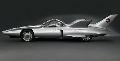 "specialcar: "" The 1958 General Motors Firebird III """