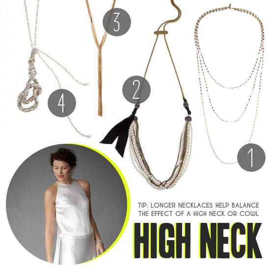 100 best images about necklines and necklaces on