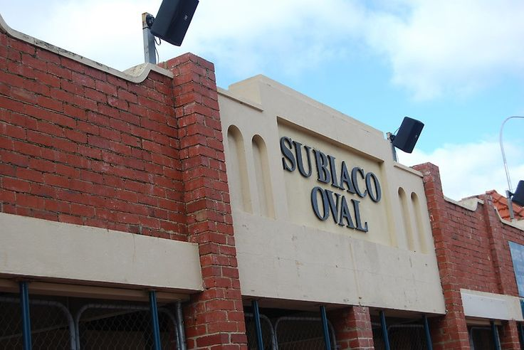 Subiaco Oval Perth WA