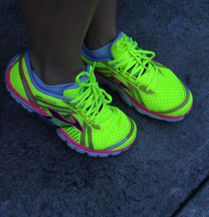 Brooks running shoes! Pure cadence