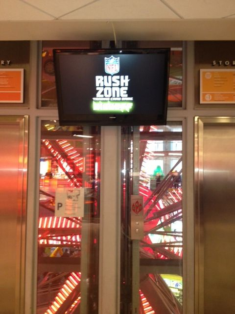 nfl rush zone toys gambling in football
