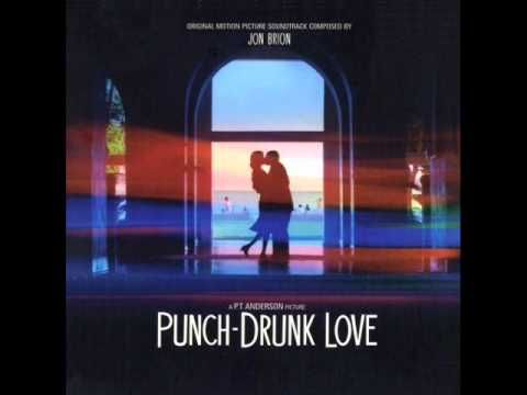 My favorite Jon Brion work was the score to this film