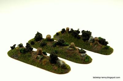 Blog about tabletop gaming and terrain modelling for miniwargames like Warhammer, Warmachine, 40k, Infinity and more.