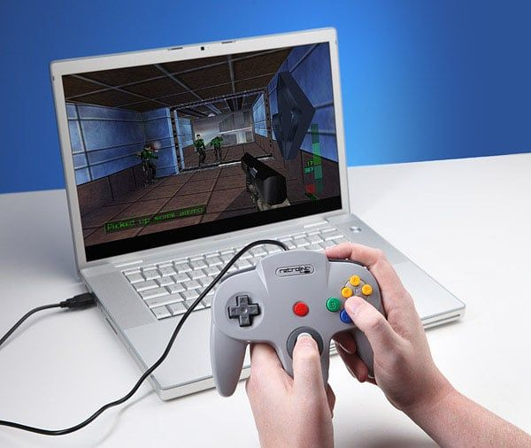 The best way to play N64 games on your PC! Sure you can play any Nintendo 64 game you want on your PC with an emulator but it's just not quite the same without the old school Nintendo 64 cont…
