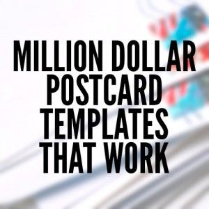 Post cards REtipster.com - Real World Guidance for Part-Time Real Estate Investors.
