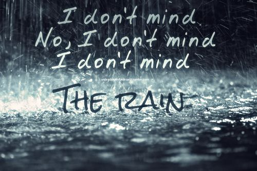 Simple things and subtleties, they always stay the same...  Hollywood Undead - Rain