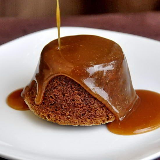 242 best 18th century recipes images on pinterest british food perfect english sticky toffee pudding think about this gorgeous comfort food dessert for christmas dinner both the little muffin sized puddings and the forumfinder Choice Image