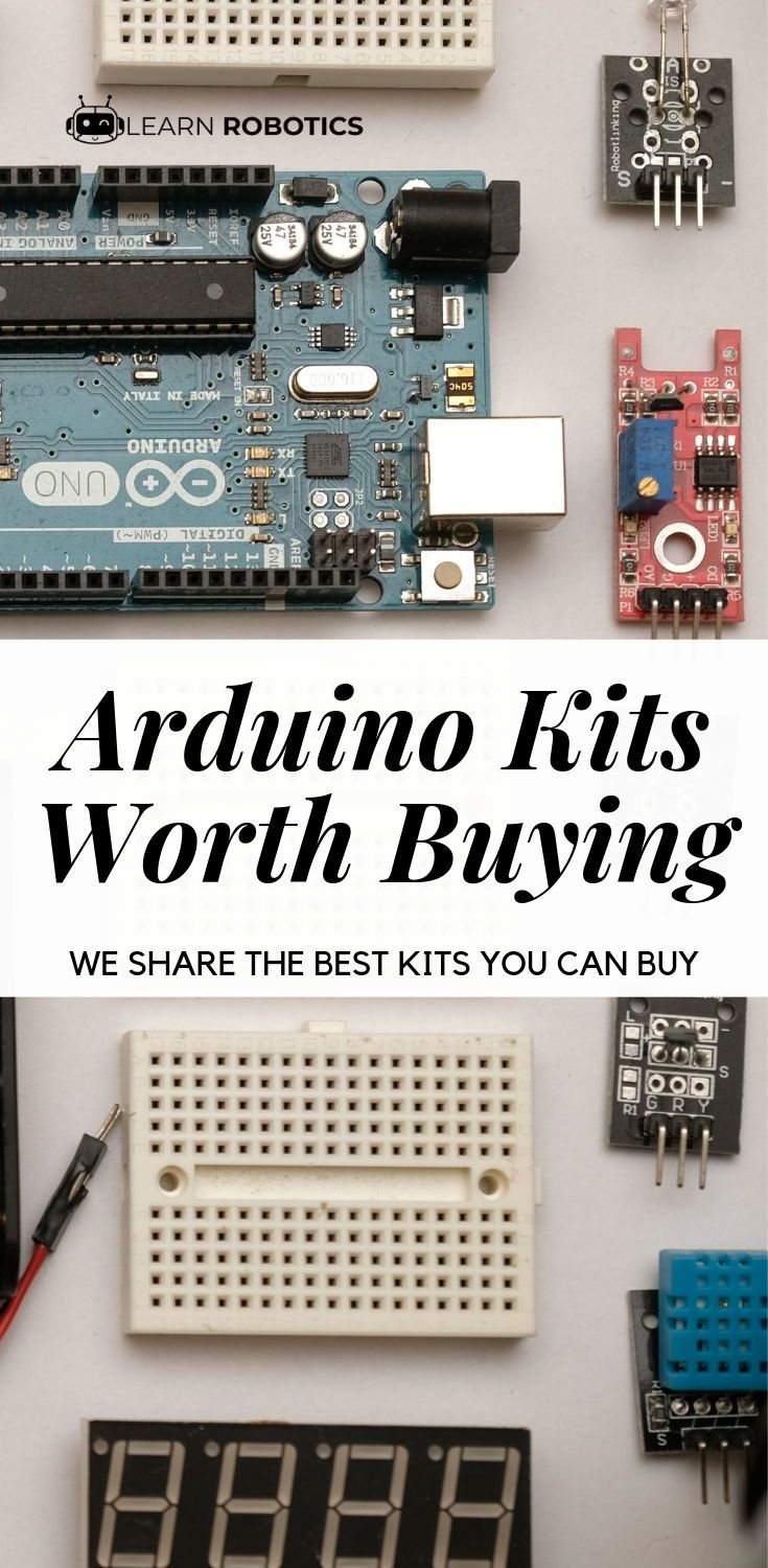 What Arduino Kit Should I buy? Best Arduino Kits 2018 | Cool Arduino