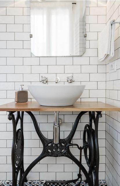 16 stilvolle Badezimmer-Eitelkeiten, von denen Sie nicht überzeugt sind, dass Sie DIY überraschende …  #badezimmer #denen #eitelkeiten #nicht