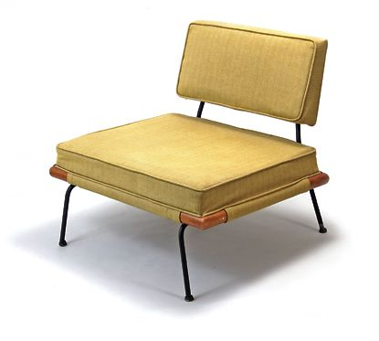 Earle Morrison and Robin Bush; #141 Airform Lounge Chair for Earle A. Morrison Ltd., 1951.