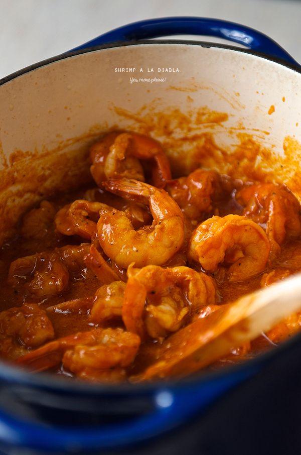 Shrimp ala Diabla | Yes,-more-please!