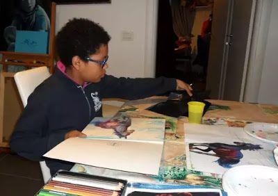 La Fucina delle Idee Associazione di Promozione Sociale: Pittura e Disegno per Ragazzi